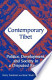 Contemporary Tibet: Politics, Development, and Society in a ...