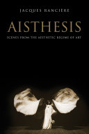 Find Aisthesis: Scenes from the Aesthetic Regime of Art at Google Books