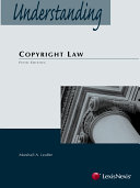 Find Understanding Copyright Law at Google Books