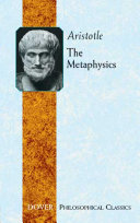 Find Aristotle's Metaphysics at Google Books