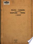 Constitución política del estado de Campeche