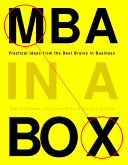 Find MBA in a Box at Google Books