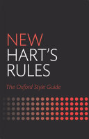 Find New Hart's Rules at Google Books