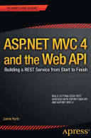Find ASP.NET MVC 4 and the Web API at Google Books