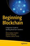 Find Beginning Blockchain at Google Books