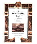 Find A Shropshire lad at Google Books
