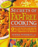 Find Secrets of Fat-Free Cooking at Google Books