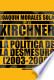 Los Kirchner: La política de la desmesura 2003-2008