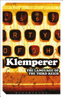 Find The language of the Third Reich at Google Books