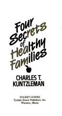 Find Four Secrets of Healthy Families at Google Books