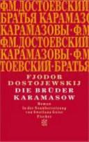 Find Die Brüder Karamasow at Google Books