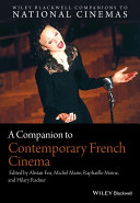 Find A Companion to Contemporary French Cinema at Google Books