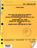 Direct Support and General Support Maintenance Repair Parts ...