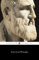 Find Early Greek Philosophy at Google Books