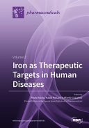 Find Iron as Therapeutic Targets in Human Diseases at Google Books