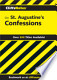 CliffsNotes St. Augustine's Confessions