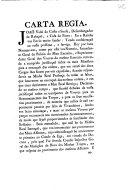 Carta Regia: Joaõ Vidal da Costa e Sousa, Desembargador da ...