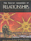 Find The Secret Language of Relationships at Google Books