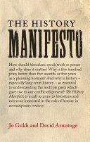 Find The History Manifesto at Google Books