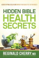 Find Hidden Bible Health Secrets at Google Books