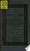 Journal für Chemie und Physik