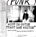Auch im Osten trägt man Westen: Punks in der DDR - und was ...