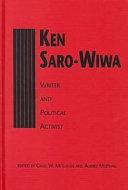 Find Ken Saro-Wiwa at Google Books