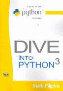 Find Dive Into Python 3 at Google Books
